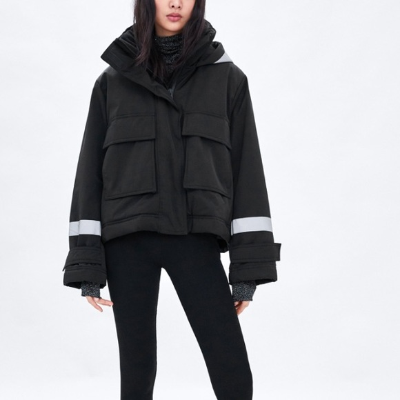 8d525a9d1 Zara Jackets & Coats | Limited Edition Sonora Dupont Puffer Jacket ...